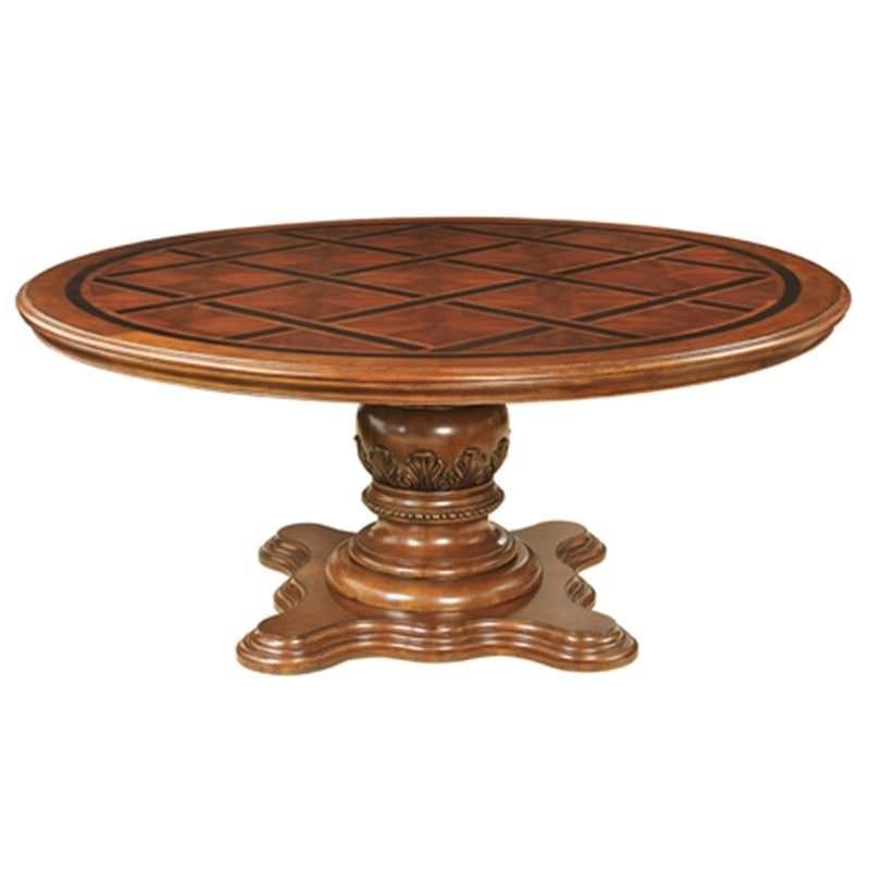 Caesar Birch Round Table, 180cm