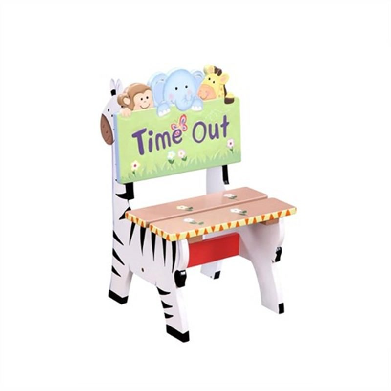 Teamson Sunning Safari Time Out Chair