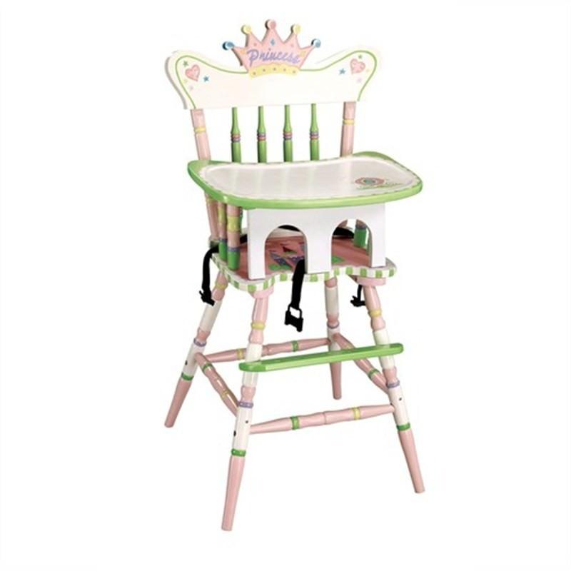 Teamson Princess and Frog  High Chair