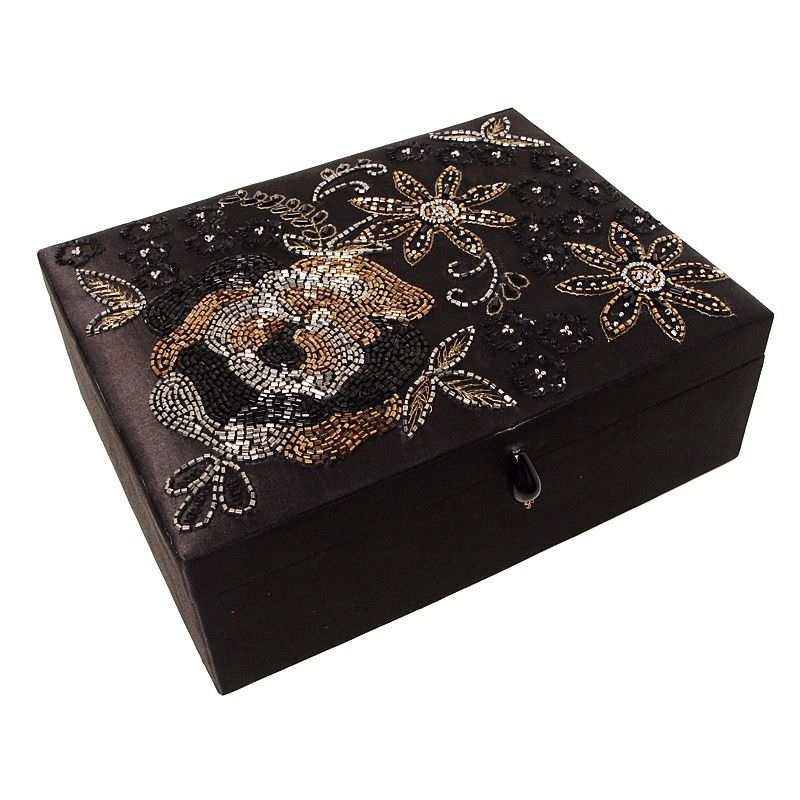 Hand Crafted Jewellery Box