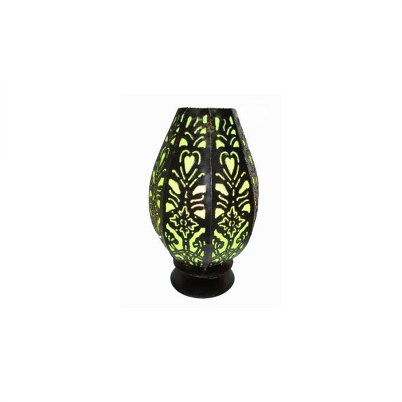 Table Lamp Tulip 40cm Green