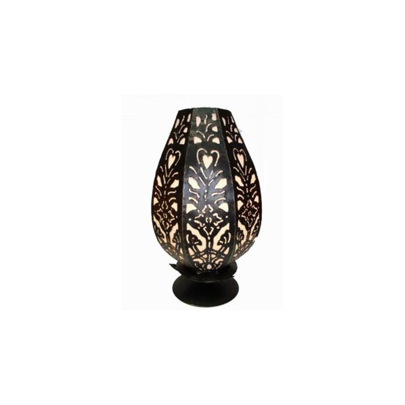 Table Lamp Tulip 40cm White