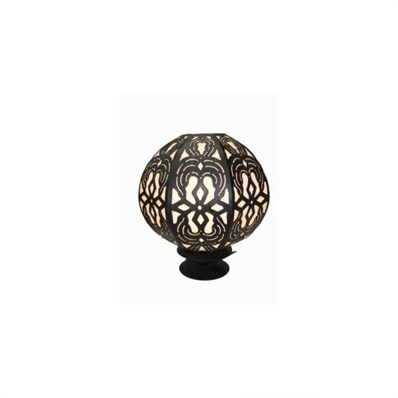 Table Lamp Ball 45cm White