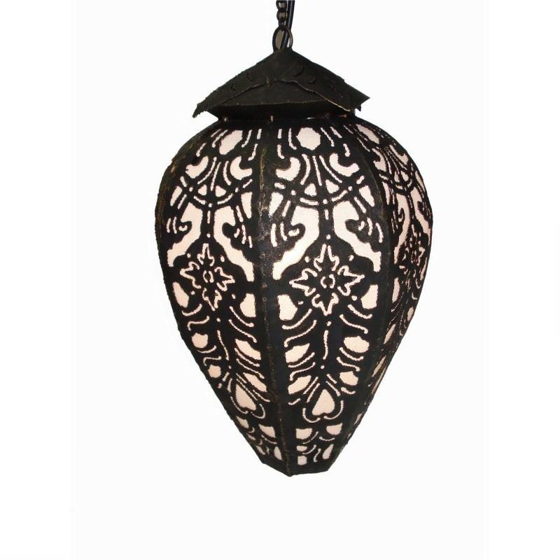 Hanging Lamp Tulip XL 70cm White