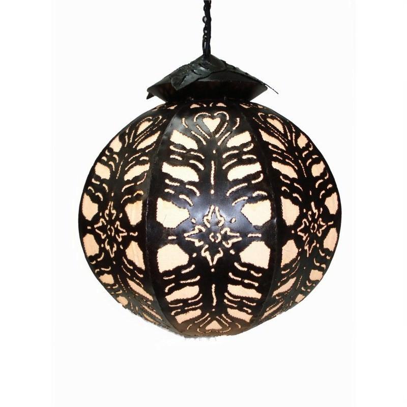 Hanging Lamp Ball XL 70cm White
