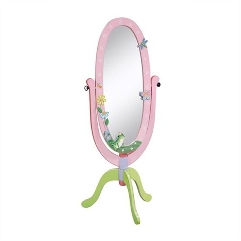 Teamson Magic Garden Standing Mirror
