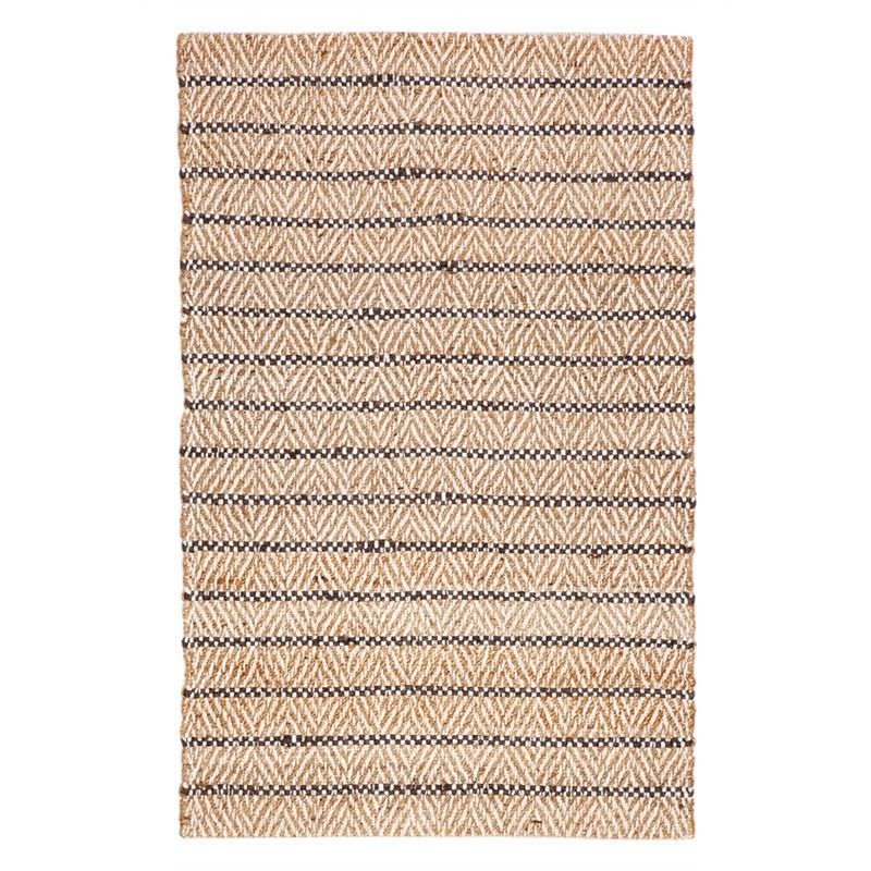 Aster Hand Woven 90x150cm Cotton and Jute Rug