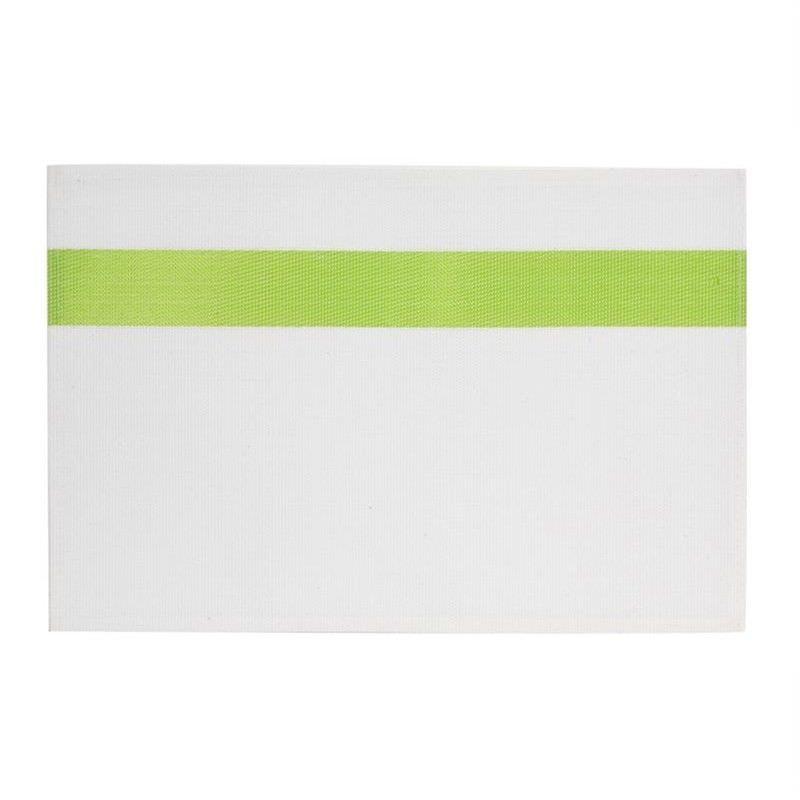 Esplanade Placemat 30x35cm Green Set of 6