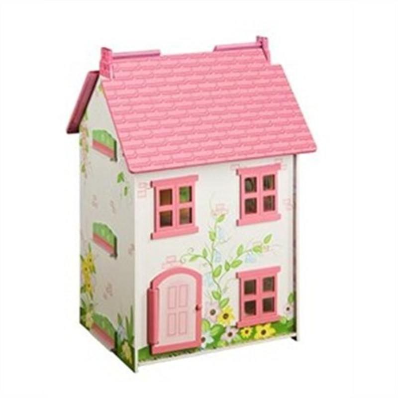 Teamson Dolls House  Hand Carry Doll House