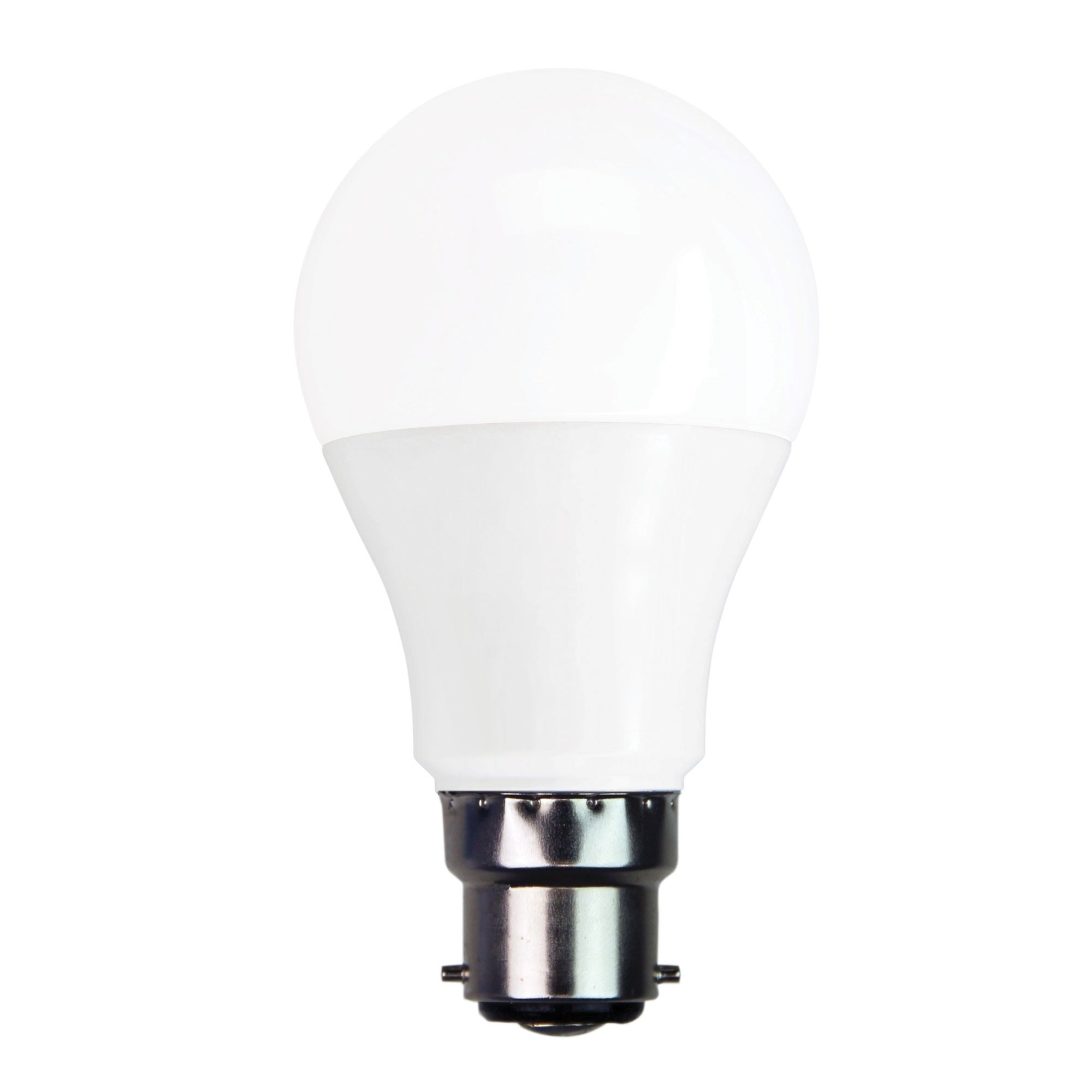 Allume LED Globe, 9W, B22, 4000K, GLS Shape
