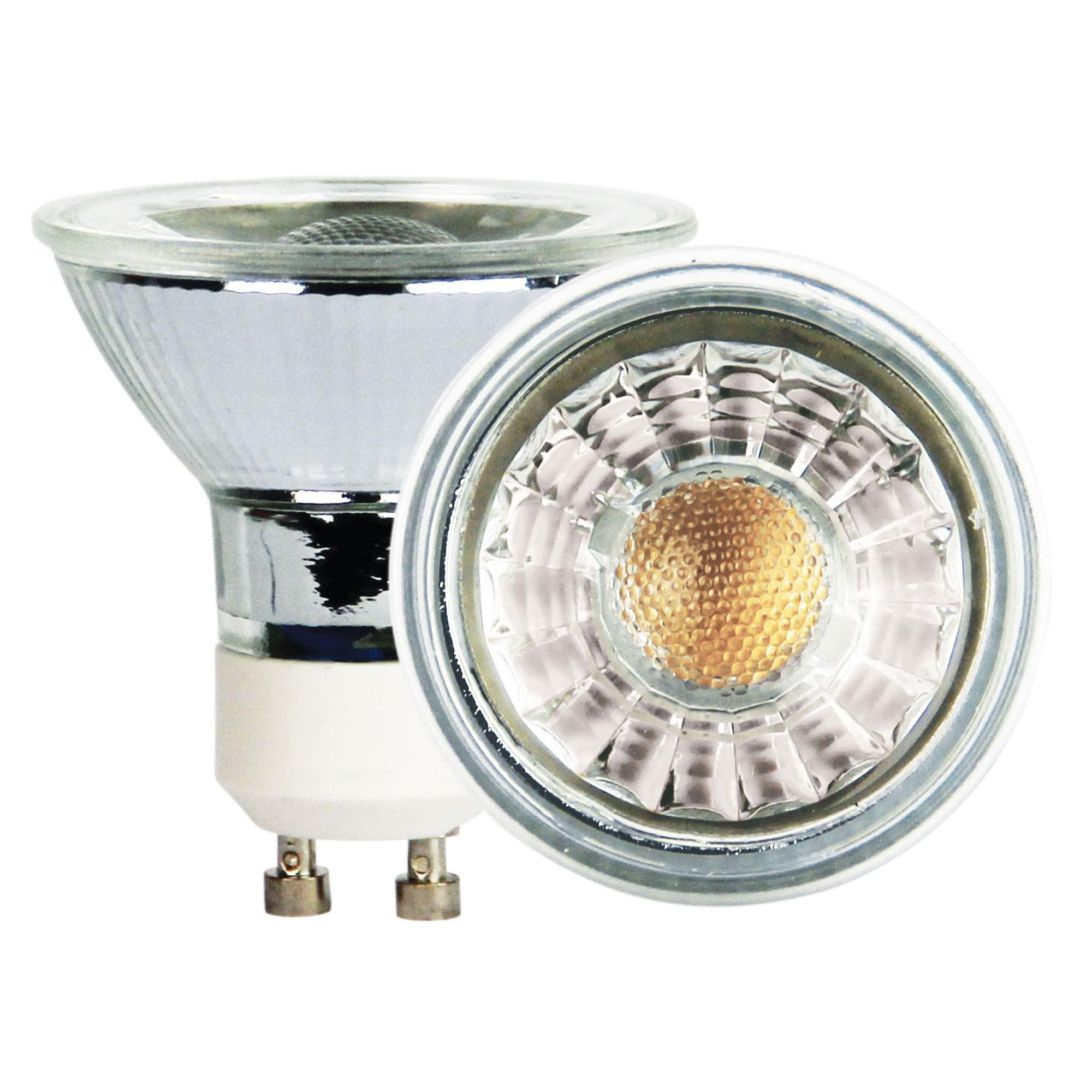 Allume Smart LED Globe, 6W, GU10, 3000K