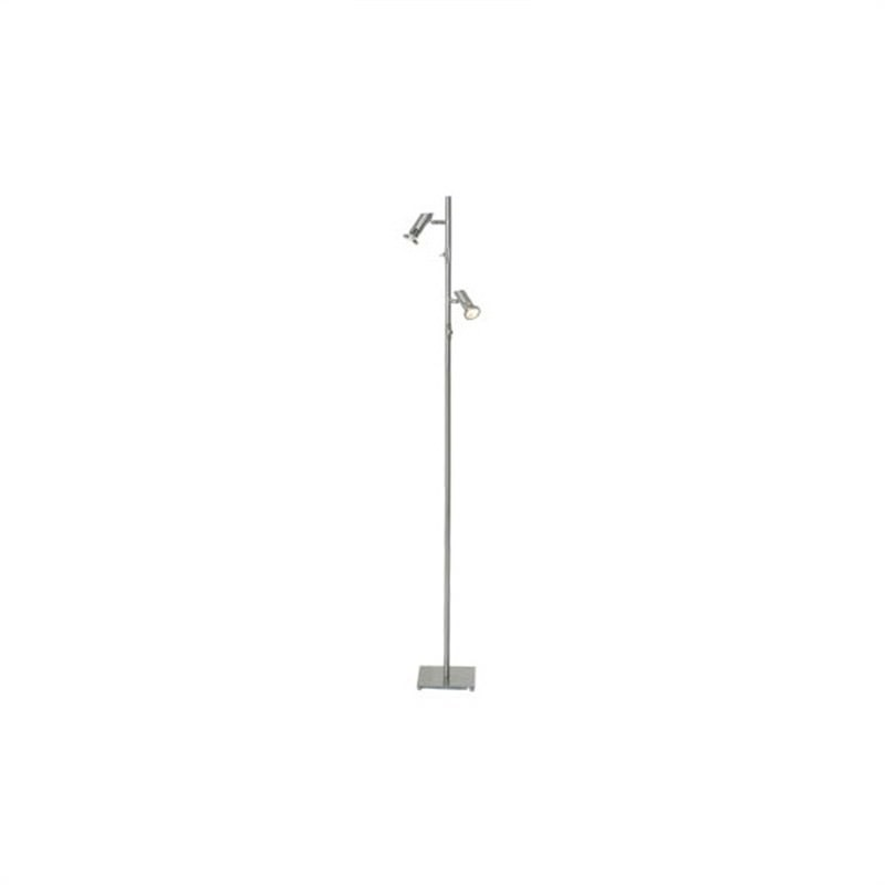 Mercator - Pronto 2 Light Floor Lamp