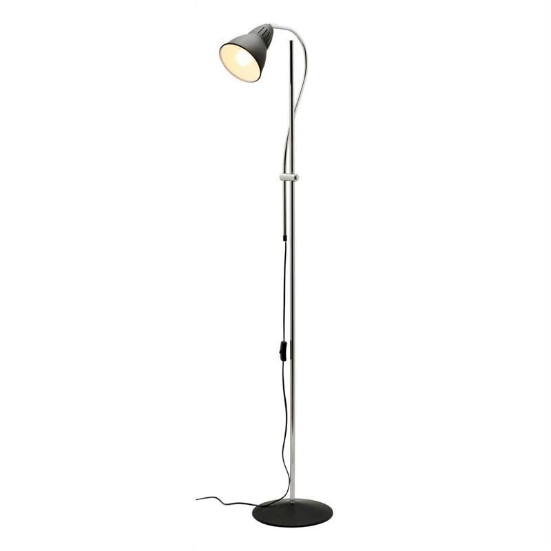 Mercator - Lyon Adjustable Floor Lamp