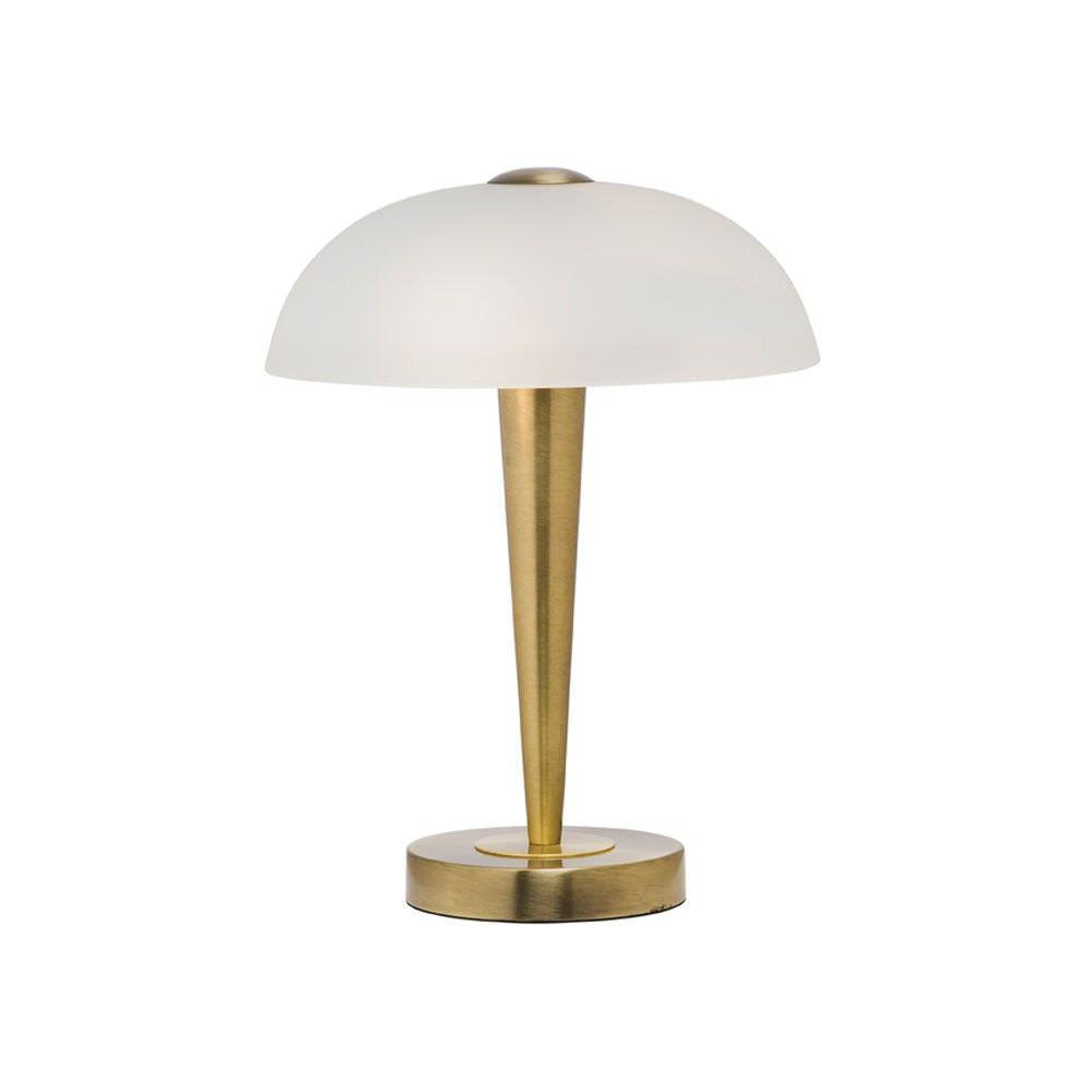 Bonita Touch Table Lamp, Brass