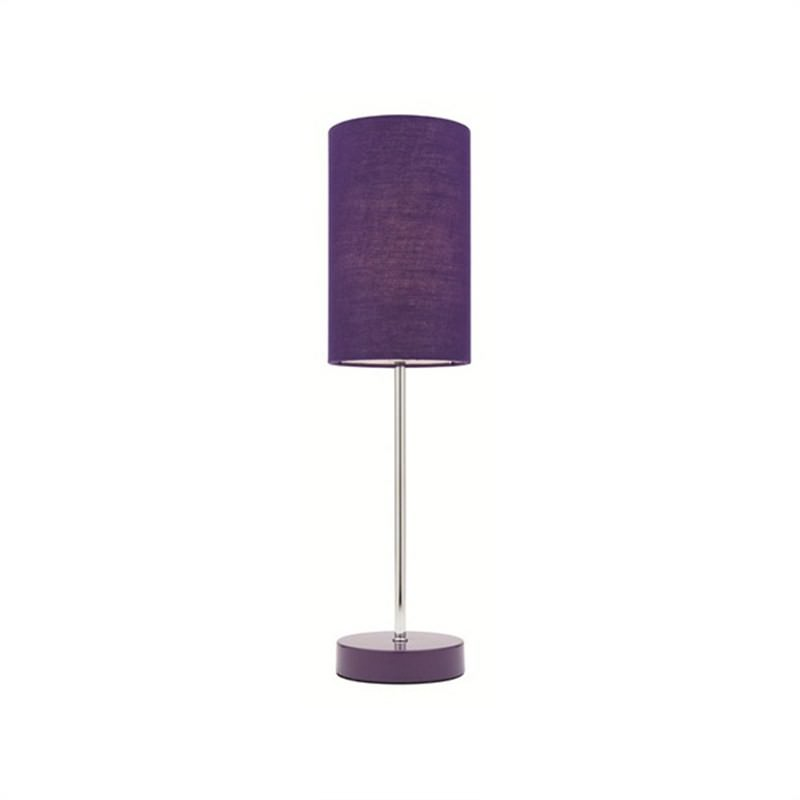 Mercator - Latifa Touch Lamp - Purple