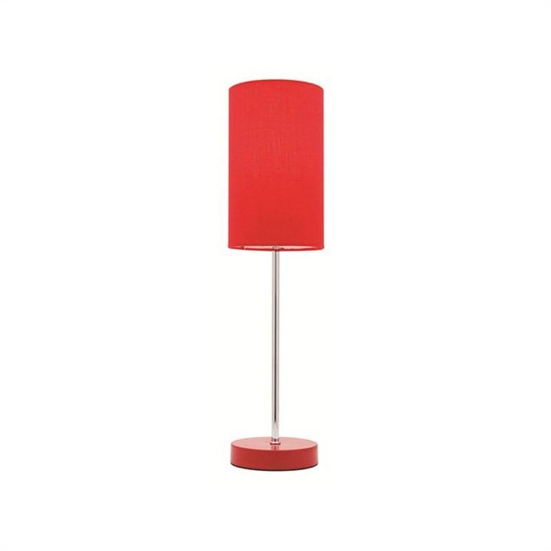 Mercator - Latifa Touch Lamp - Red