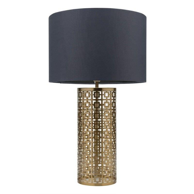Berlin Metal Table Lamp