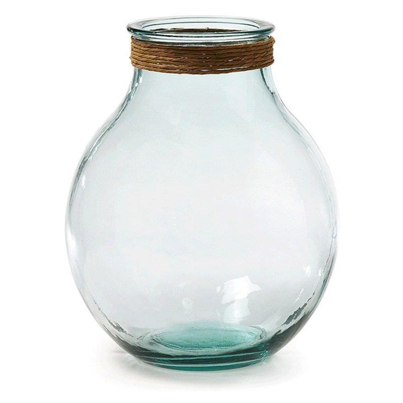 Baldwin Small Glass Vase