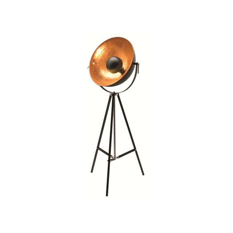 Mercator - Coda Floor Lamp in Black