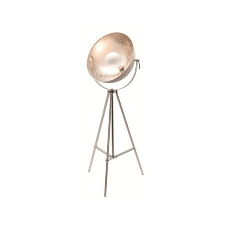 Mercator - Coda Floor Lamp in White