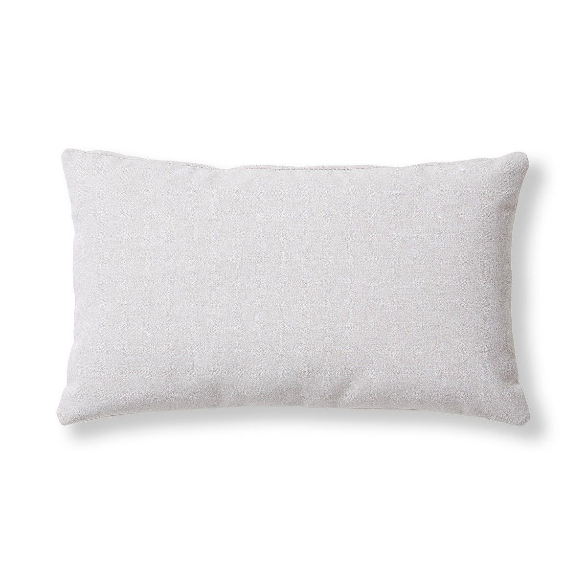 Franco Fabric Lumbar Cushion, Beige