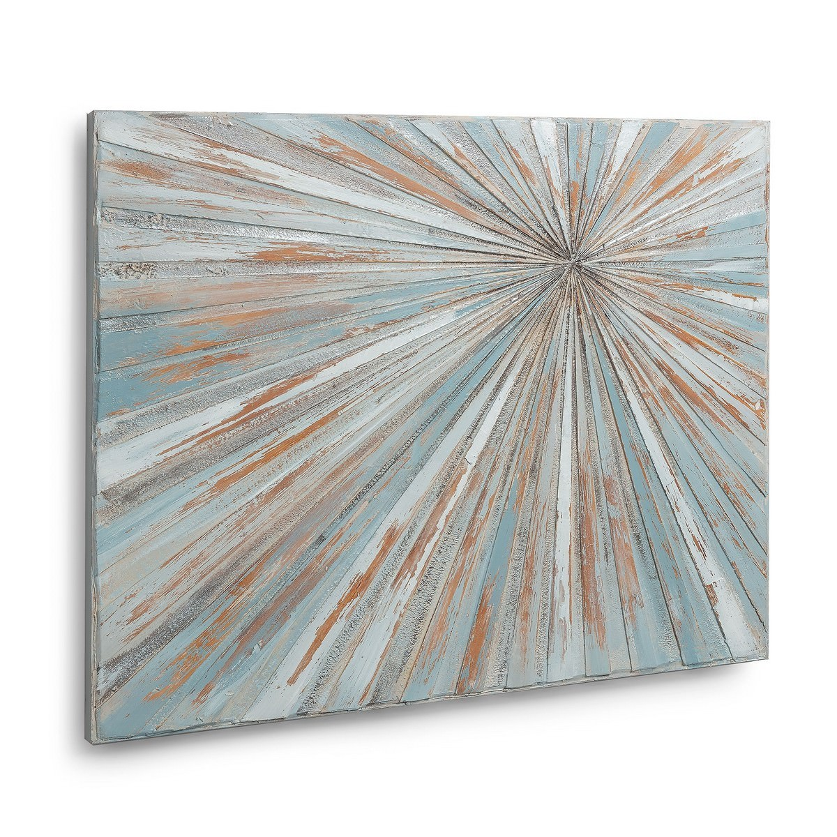 Blueray Hand Painted Canvas Wall Art, 90cm