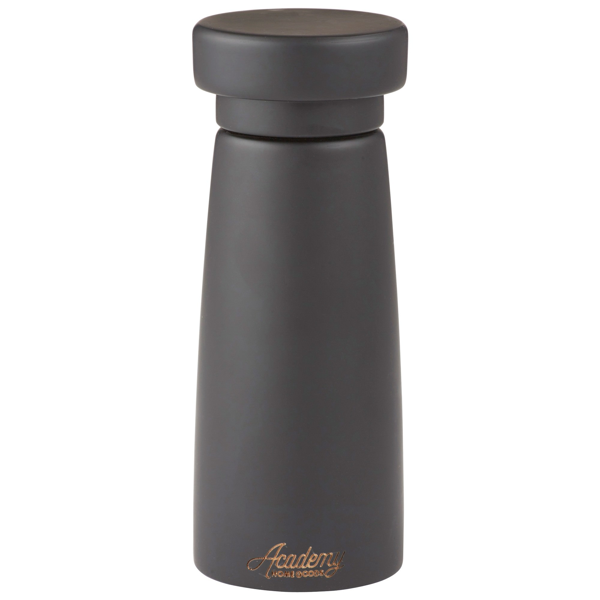 Alcott Wooden Salt / Pepper Mill, Black