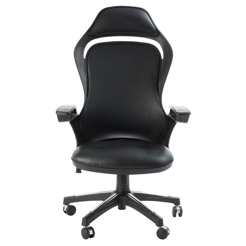 Zart Adjustable Leather Office Armchair