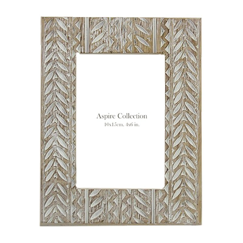 """Pulukan Photo Frame, 4x6"""""""
