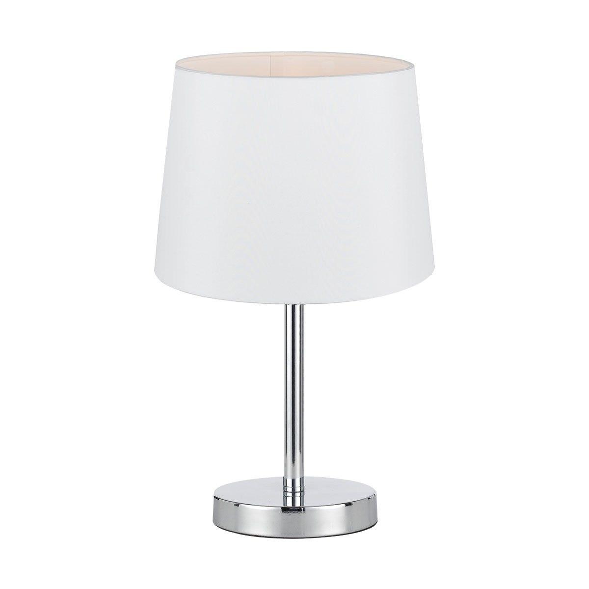 Adam Table Lamp, White