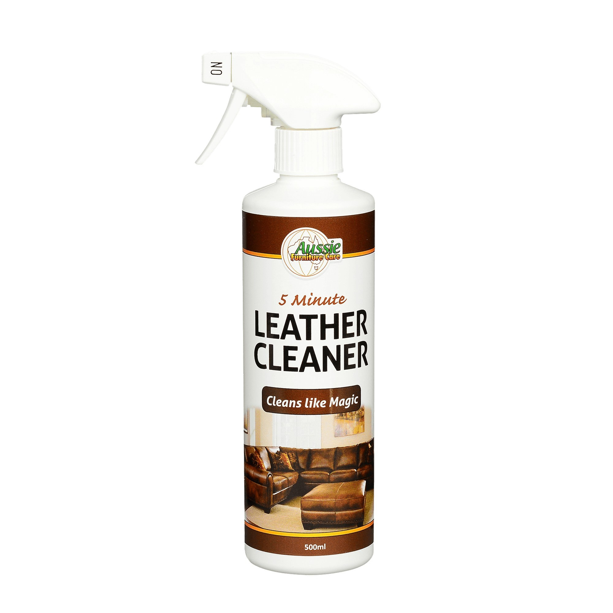 AFC 5 Minute Leather Cleaner, 500ml