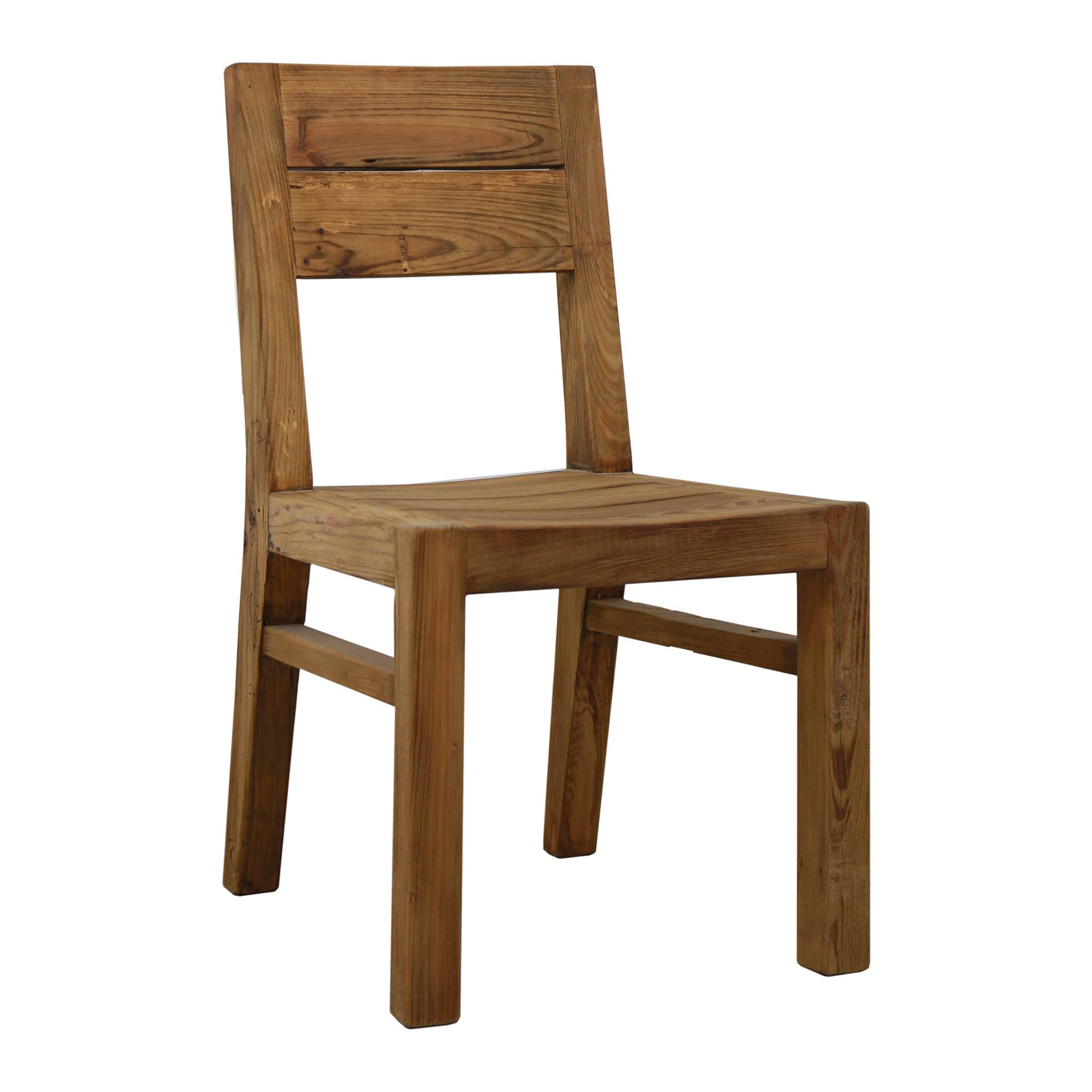 Mandalay Recycled Pine Timber Dining Chair
