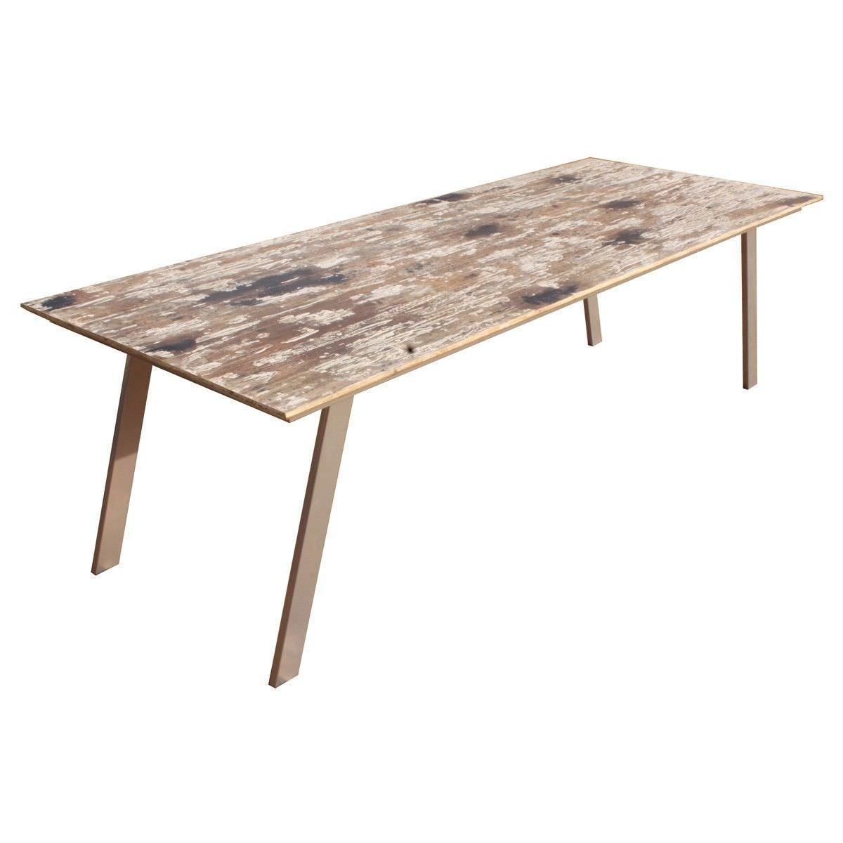 Mirlande Mango Wood Dining Table, 220cm