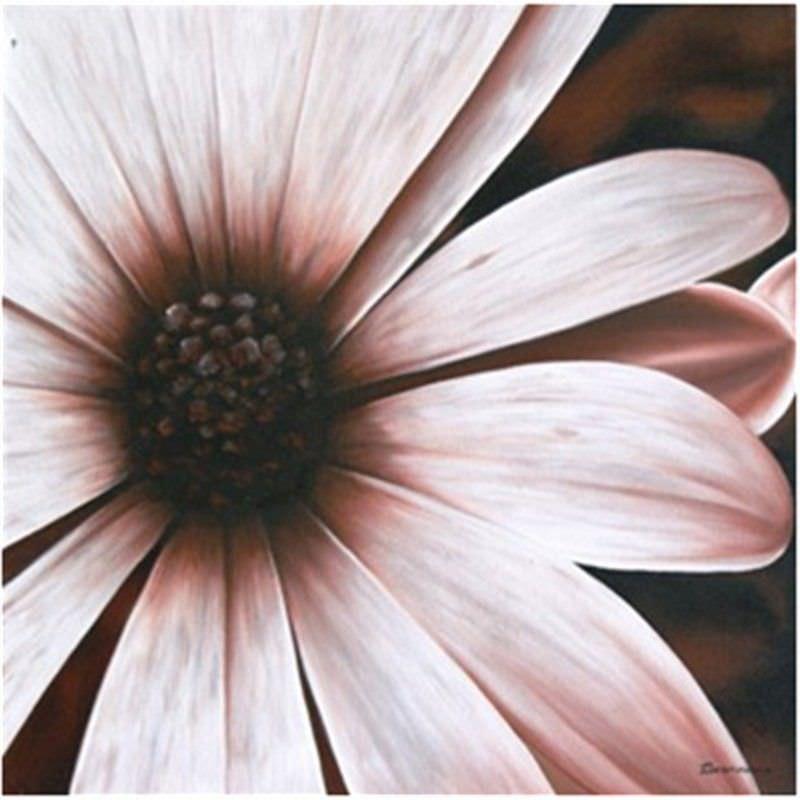 Gerbra - Hand Painted - 60x60cm