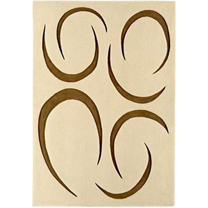 Half Swirls - Hand Painted with Artist Signature - 50x90cm