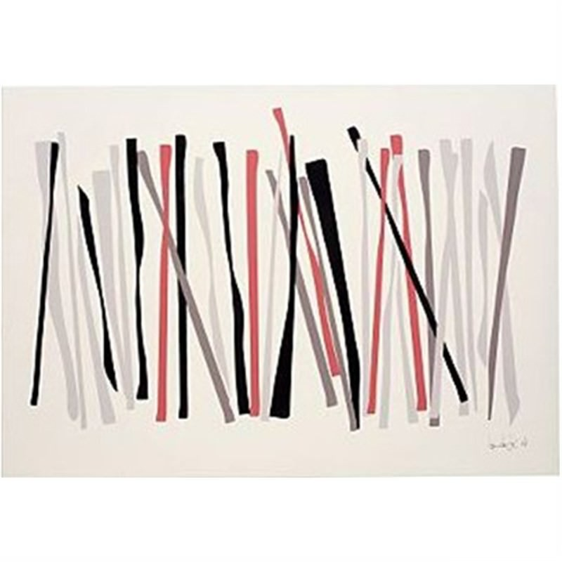 Sticks - Hand Painted with Artist Signature - 120x100cm