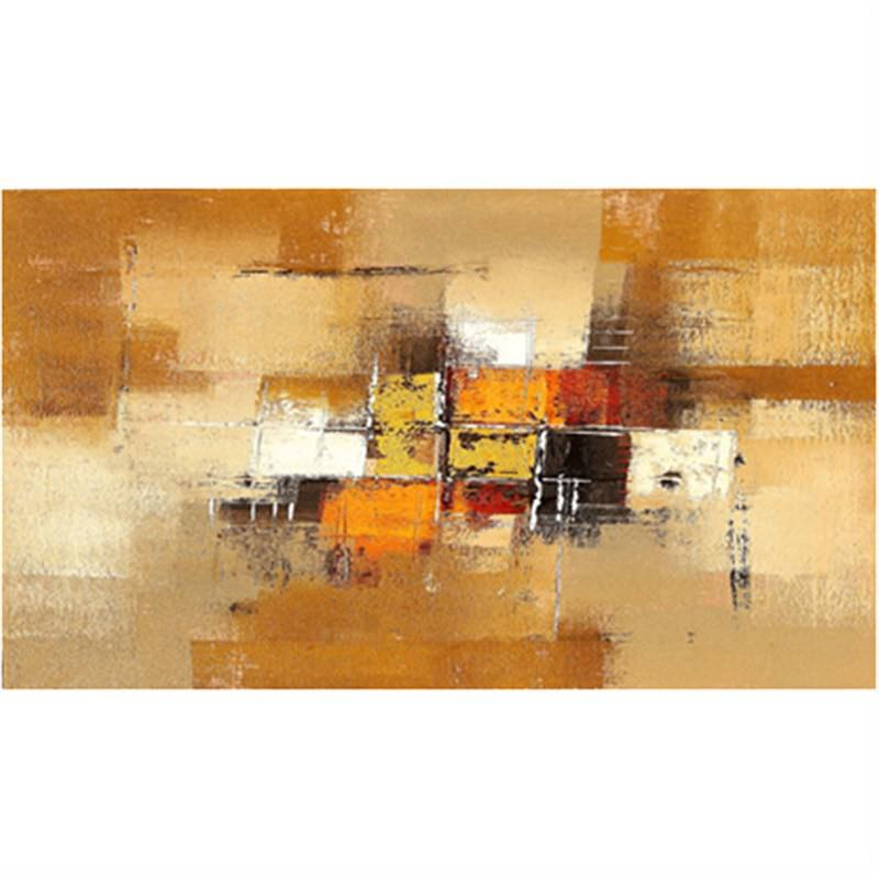 Earth Tone - Hand painted - 150x80cm
