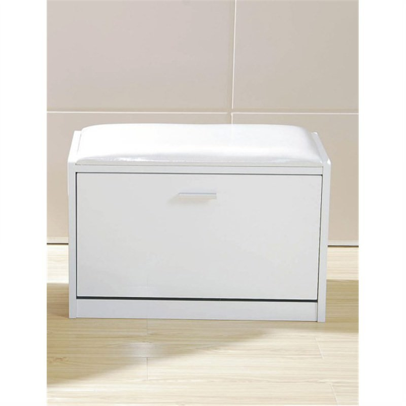 Mel Shoe Cabinet in White