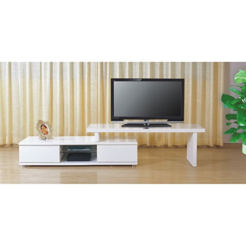 Vortex TV Unit in White