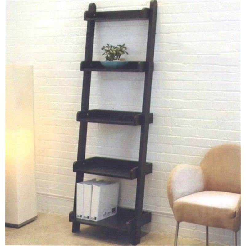 Alto Leaning Display Shelf