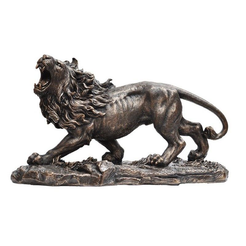 Wild Life Figurine, Roaring Lion
