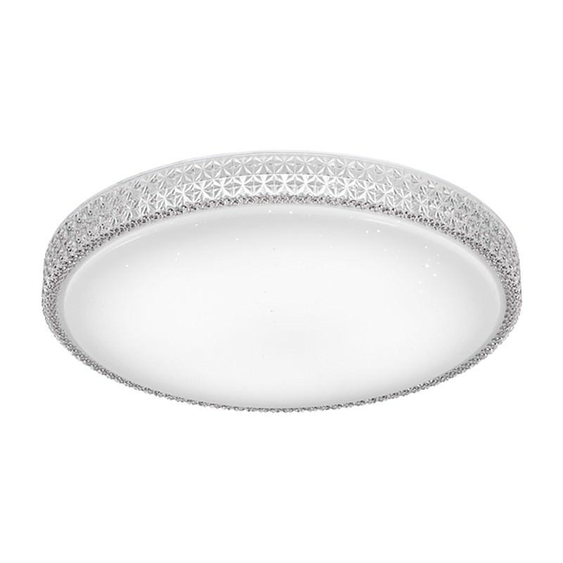 Amelia LED Oyster Ceiling Light, Extra Large
