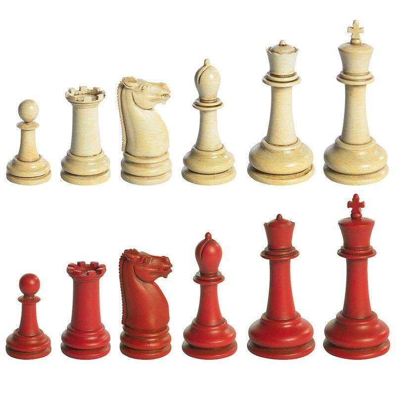 Master Staunton Chessman Set