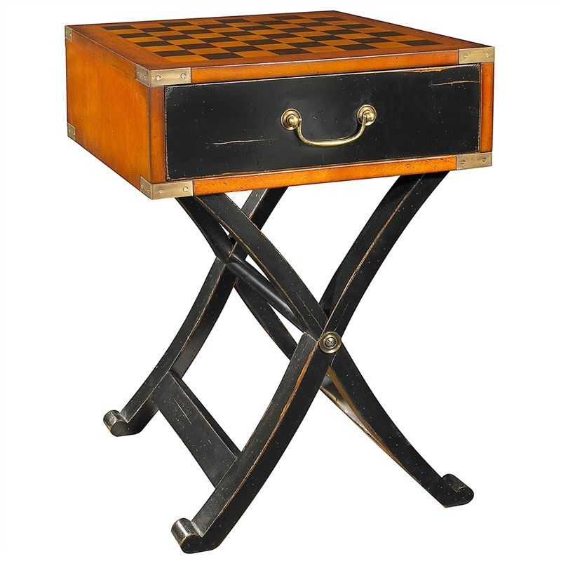 Grandmaster Solid Timber Side Table