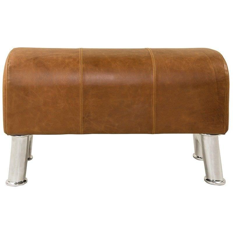 Veranda Bridle Leather 80cm Pommel Bench