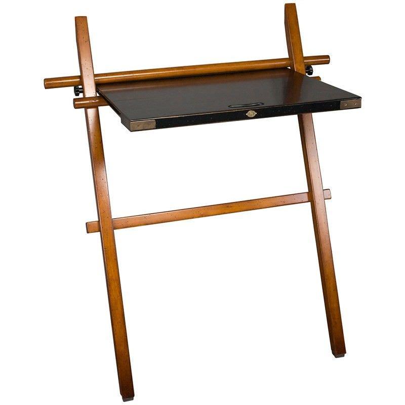 Windsor Solid Timber Foldable Leaning Desk