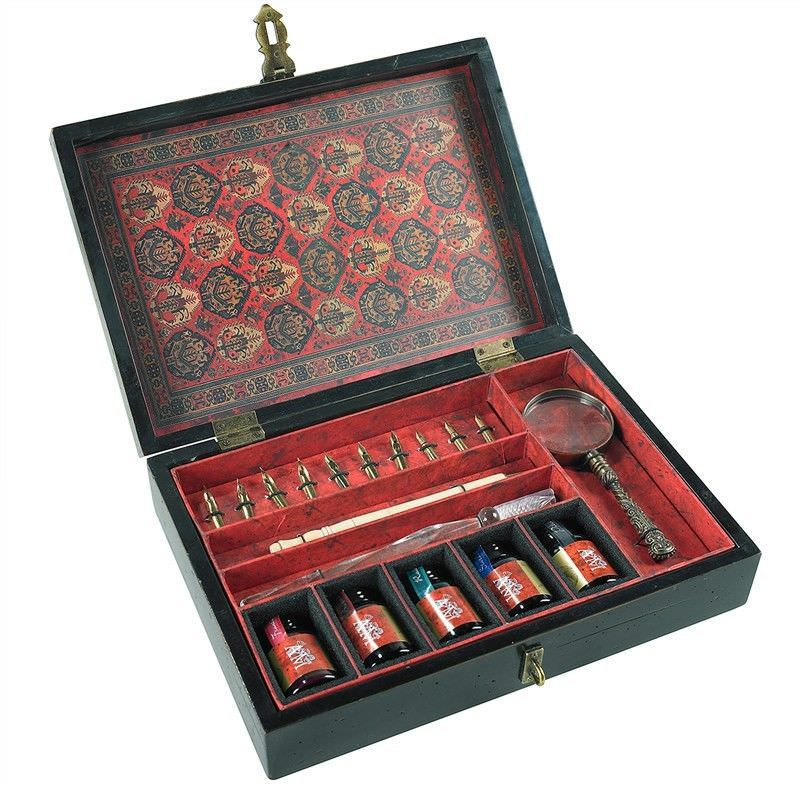 Trianon Travel Calligraphy Writing Set