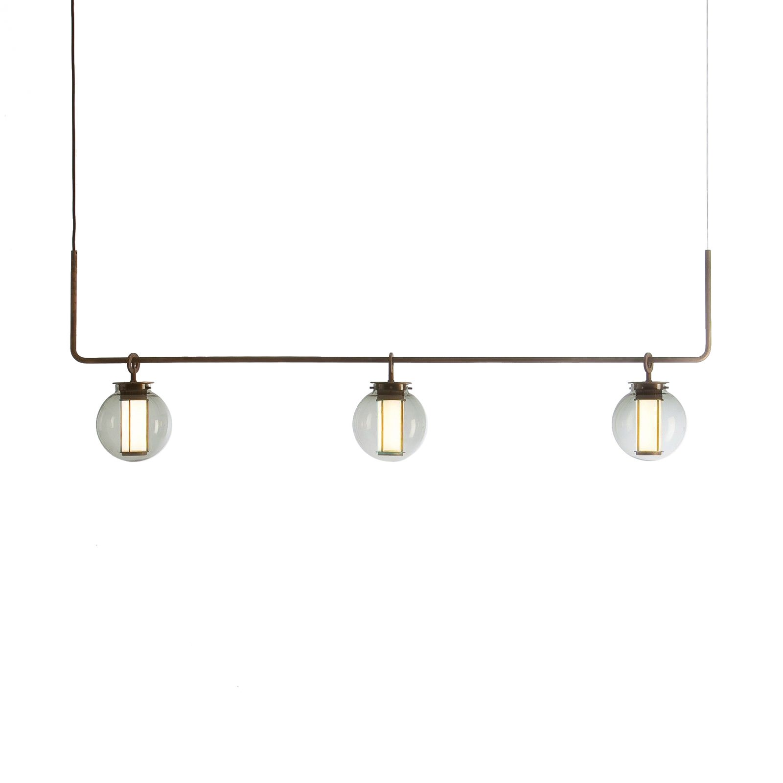 Replica Neri & Hu BAI Chandelier III, Clear