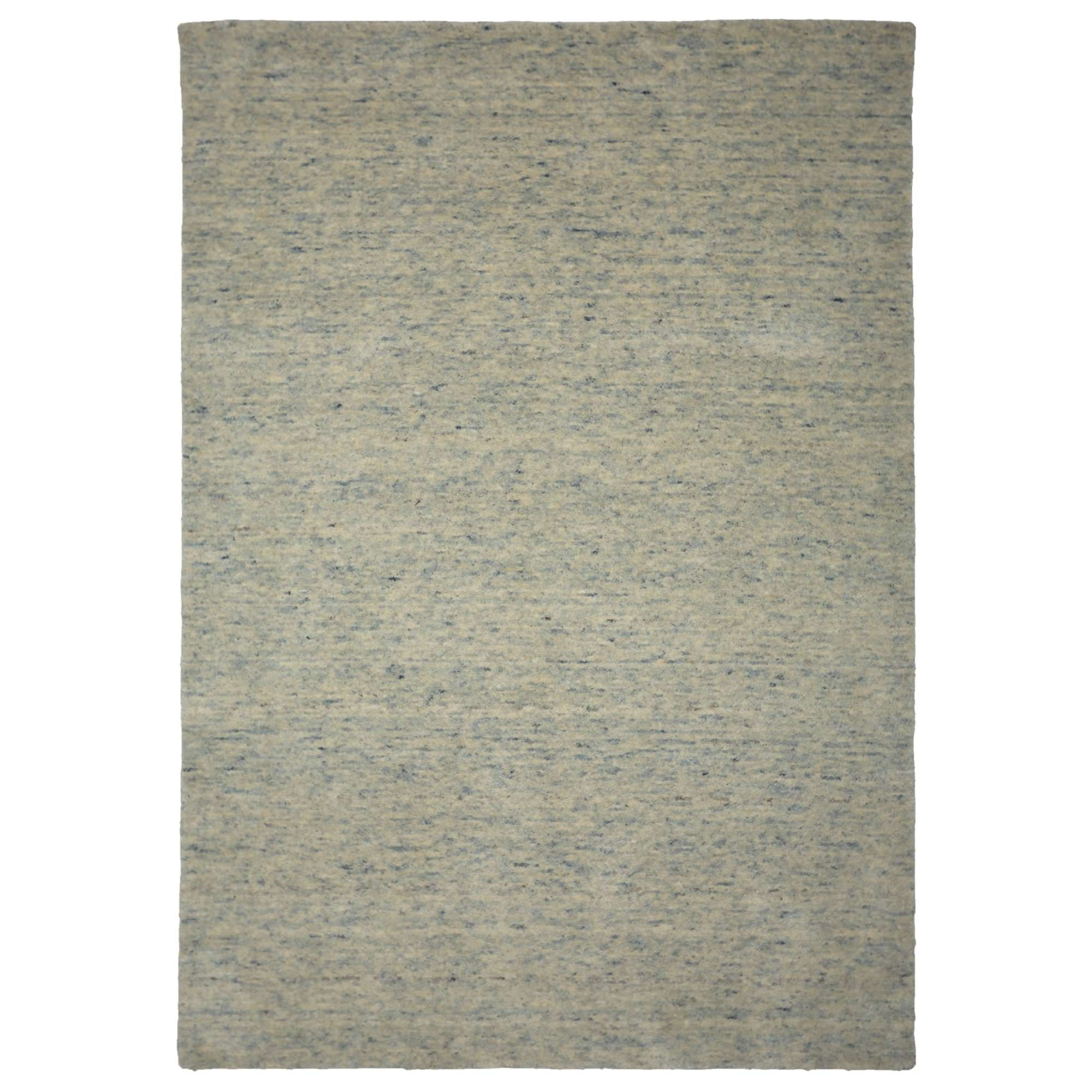 Ascot No.575 Handmade Wool Rug, 160x110cm, Sky Blue