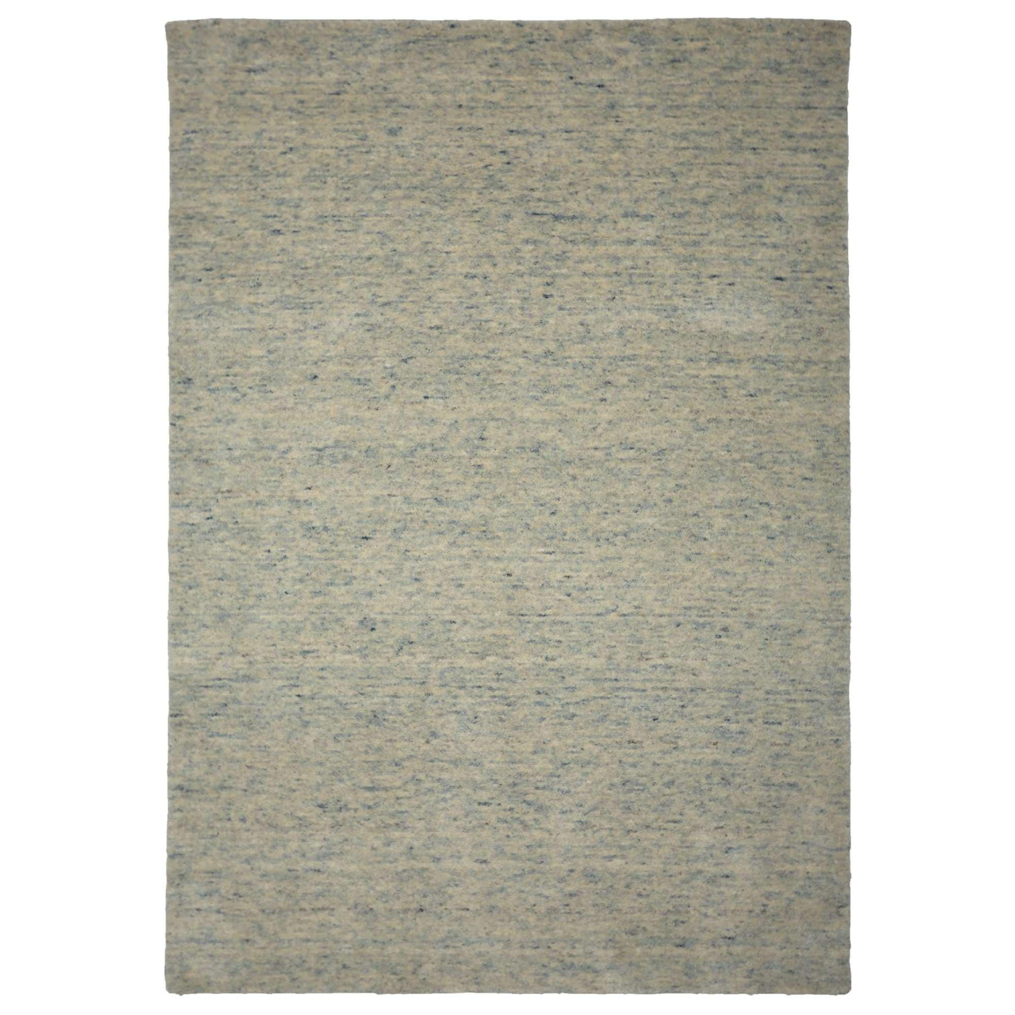 Ascot No.575 Handmade Wool Rug, 330x240cm, Sky Blue